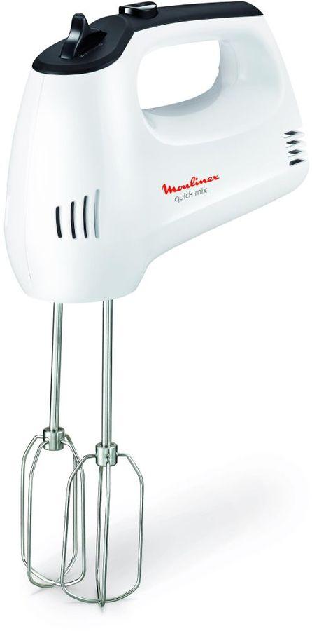 Миксер MOULINEX HM3101B1,  белый