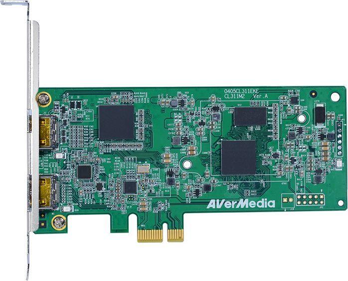 Устройство видеомонтажа AVERMEDIA CL311-M2,  внутренний