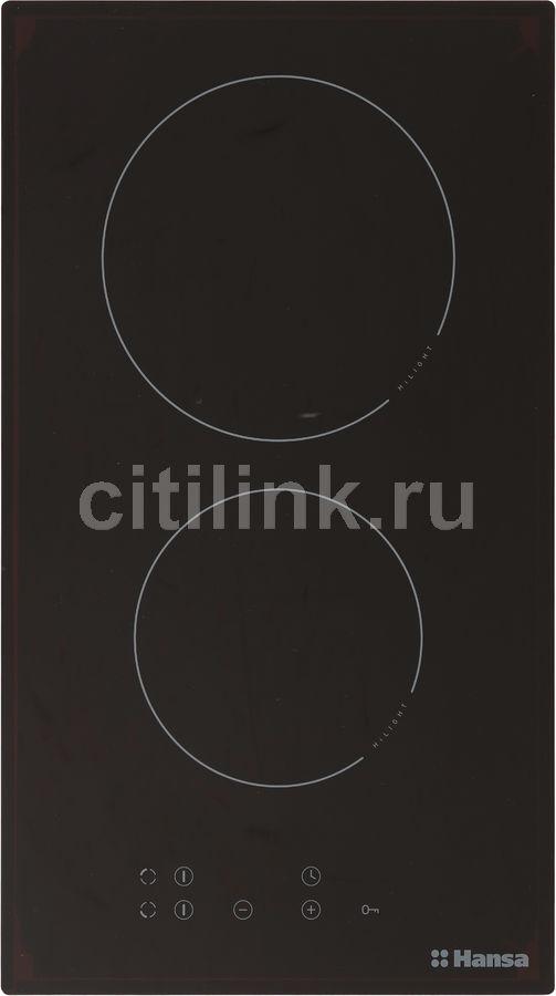 Варочная панель HANSA BHC36106,  Hi-Light,  независимая,  черный