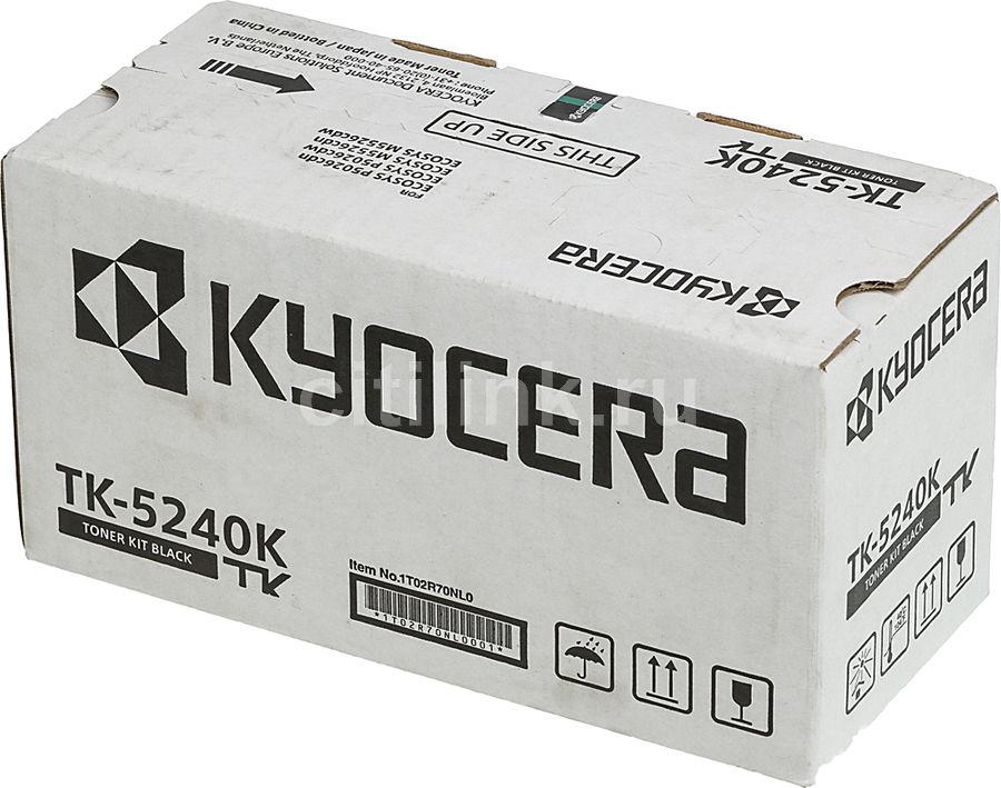 Картридж KYOCERA 1T02R70NL0, черный [tk-5240k]