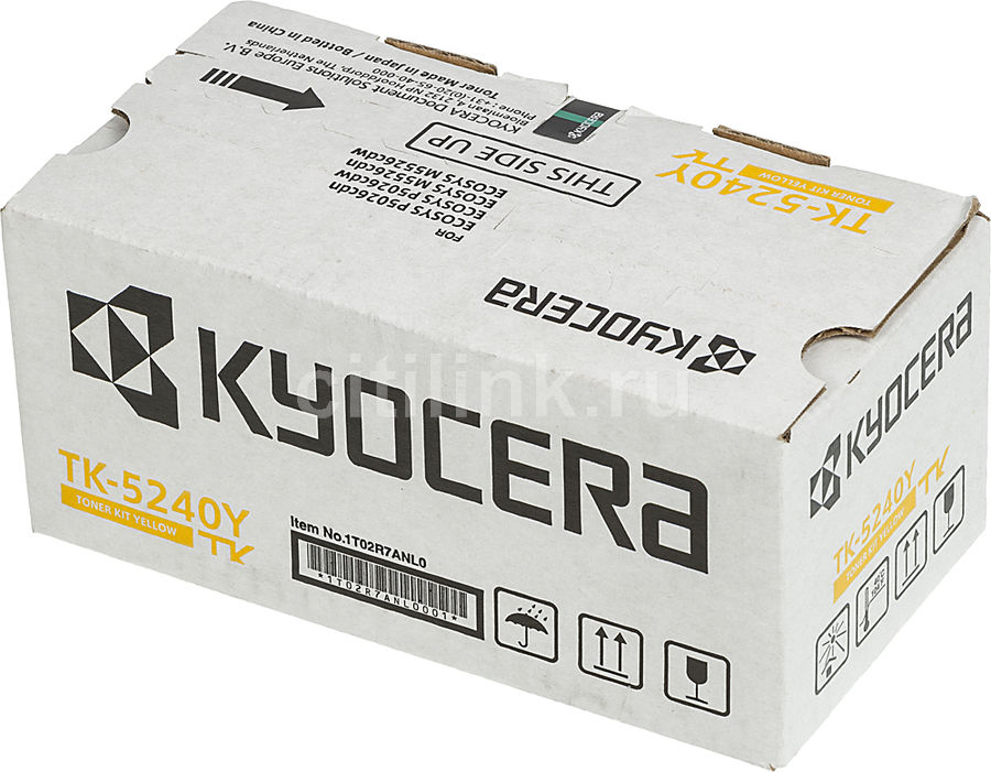 Картридж KYOCERA 1T02R7ANL0 желтый [tk-5240y]