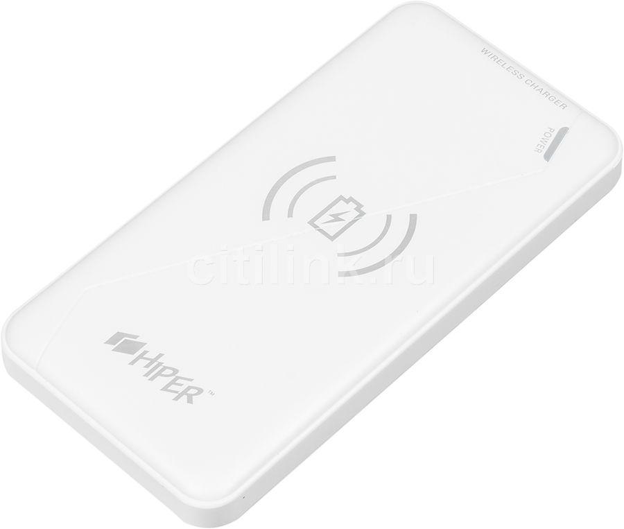 Внешний аккумулятор (Power Bank) HIPER PowerBank SX8000,  8000мAч,  белый [sx8000 white]