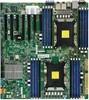 Серверная материнская плата SUPERMICRO MBD-X11DPH-I-O,  Ret вид 1