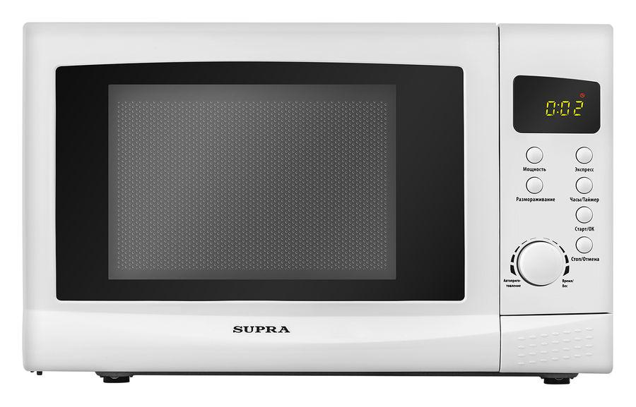 Микроволновая печь SUPRA 18TW02, белый