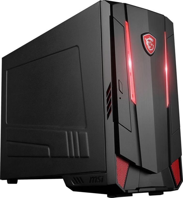 Компьютер  MSI Nightblade MI3 8RC-016RU,  черный