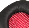 Запасные амбушюры A4 G500/G501,  черный/красный вид 3