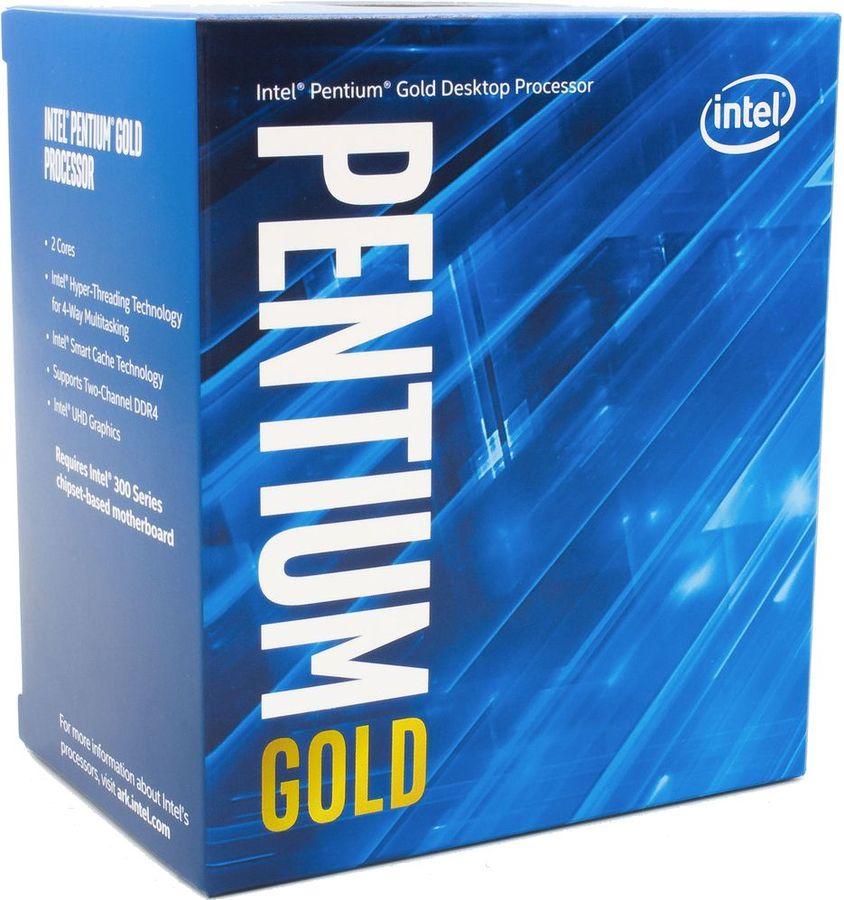 Процессор INTEL Pentium Gold G5500, LGA 1151v2 BOX [bx80684g5500 s r3yd]