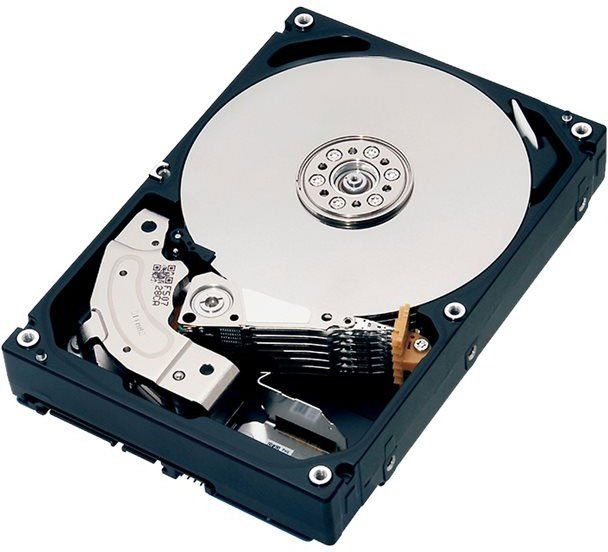 Жесткий диск TOSHIBA Enterprise Capacity MG05ACA800E, 8Тб, HDD, SATA III, 3.5 жесткий диск 5tb seagate enterprise capacity 3 5 hdd st5000nm0024