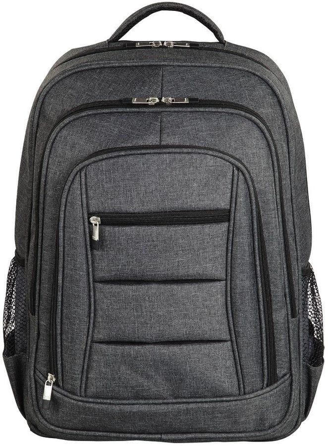 "Рюкзак 15.6"" HAMA Business, серый [00101578]"