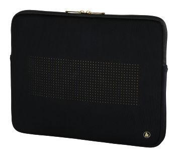 """Чехол для ноутбука 15.6"""" HAMA черный/золотистый [00101796]"""