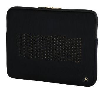 """Чехол для ноутбука 13.3"""" HAMA черный/золотистый [00101795]"""