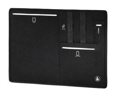 """Чехол для ноутбука 13.3"""" HAMA Bag Organiser, черный [00101789]"""