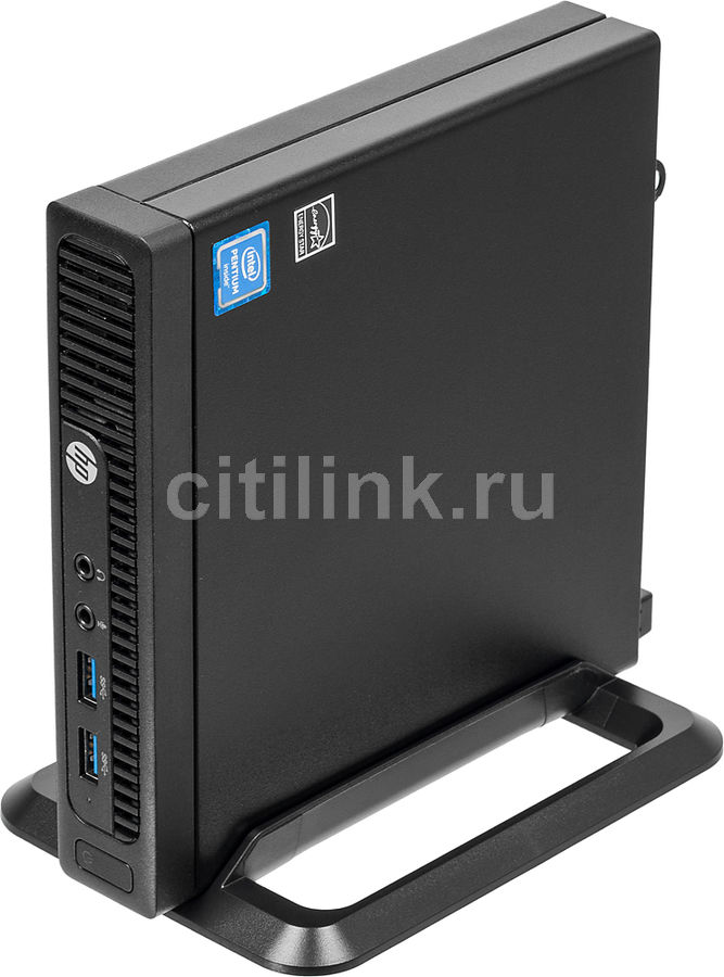 Компьютер  HP 260 G2,  Intel  Pentium  4405U,  DDR4 8Гб, 1000Гб,  Intel HD Graphics 510,  Windows 10,  черный [3ku80es]
