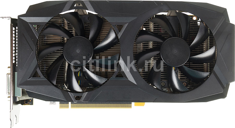 Видеокарта POWERCOLOR AMD  Radeon RX 580 ,  AXRX 580 4GBD5-DMV2,  4Гб, GDDR5, Ret