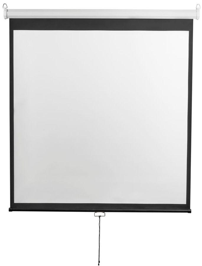 Экран  Digis Optimal-D DSOD-1107,  240х240 см, 1:1,  настенно-потолочный