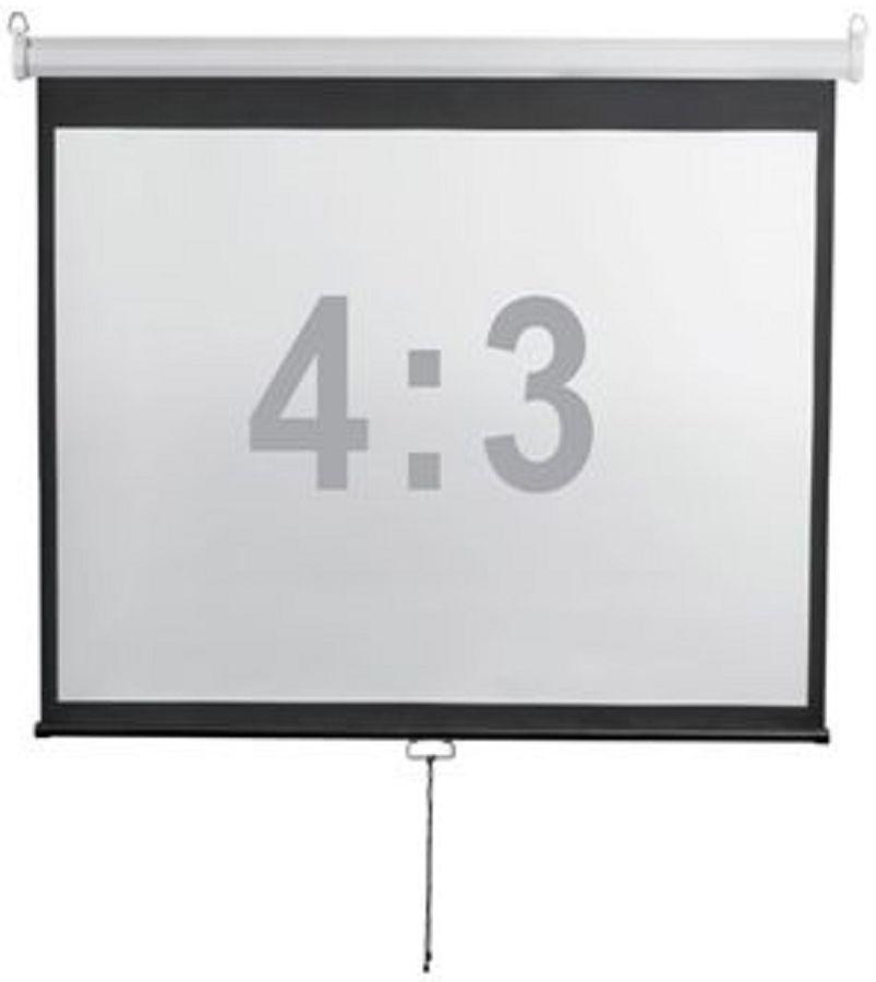 Экран  Digis Optimal-D DSOD-4303,  200х150 см, 4:3,  настенно-потолочный