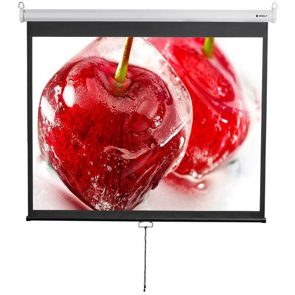 Экран  Digis Optimal-D DSOD-4304,  240х180 см, 1:1,  настенно-потолочный