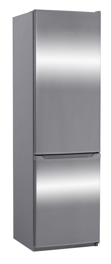 Холодильник NORD NRB 120 932,  двухкамерный, нержавеющая сталь [00000242077]
