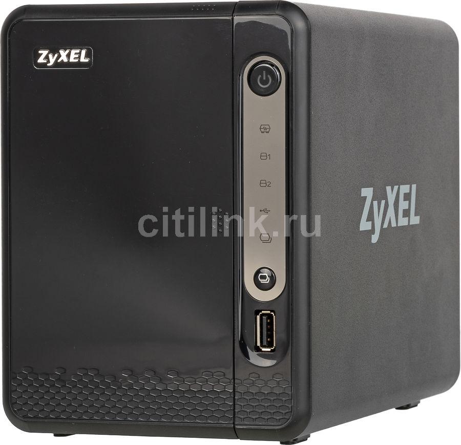 Сетевое хранилище ZYXEL NAS326-EU0101F,  без дисков
