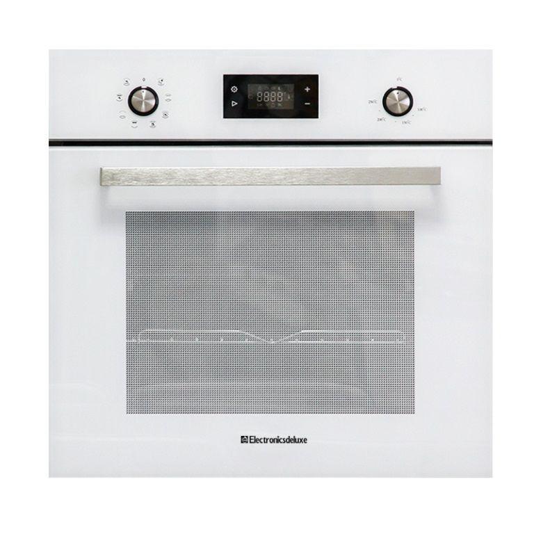 Духовой шкаф ELECTRONICSDELUXE 6009.03 эшв-022,  белый