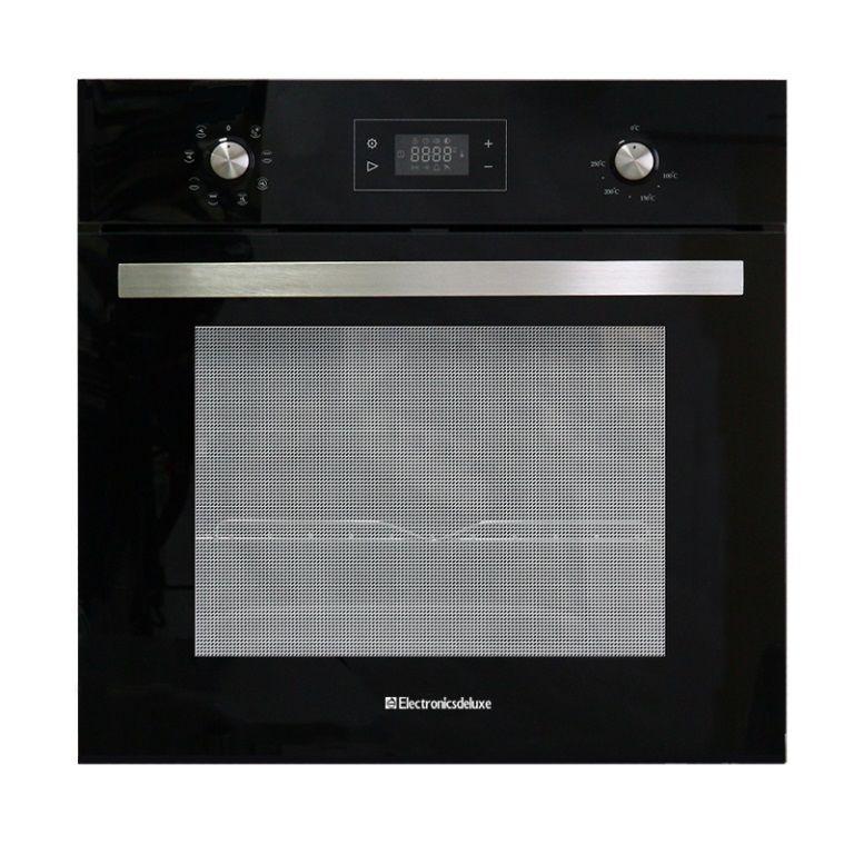 Духовой шкаф ELECTRONICSDELUXE 6009.03 эшв-023,  черный