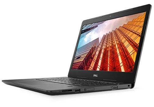 "Ноутбук DELL Latitude 3490, 14"",  IPS, Intel  Core i5  8250U 1.6ГГц, 8Гб, 1000Гб,  Intel UHD Graphics  620, Windows 10 Professional, 3490-4070,  черный"