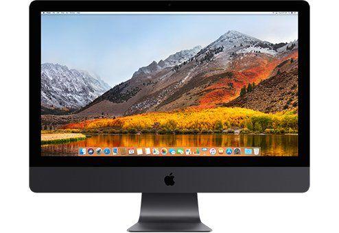 "Моноблок APPLE iMac Pro MQ2Y2RU/A, 27"", Intel Xeon W 0, 32Гб, 1Тб SSD,  AMD Radeon Pro Vega 56 - 8192 Мб, Mac OS Sierra, черный и черный"