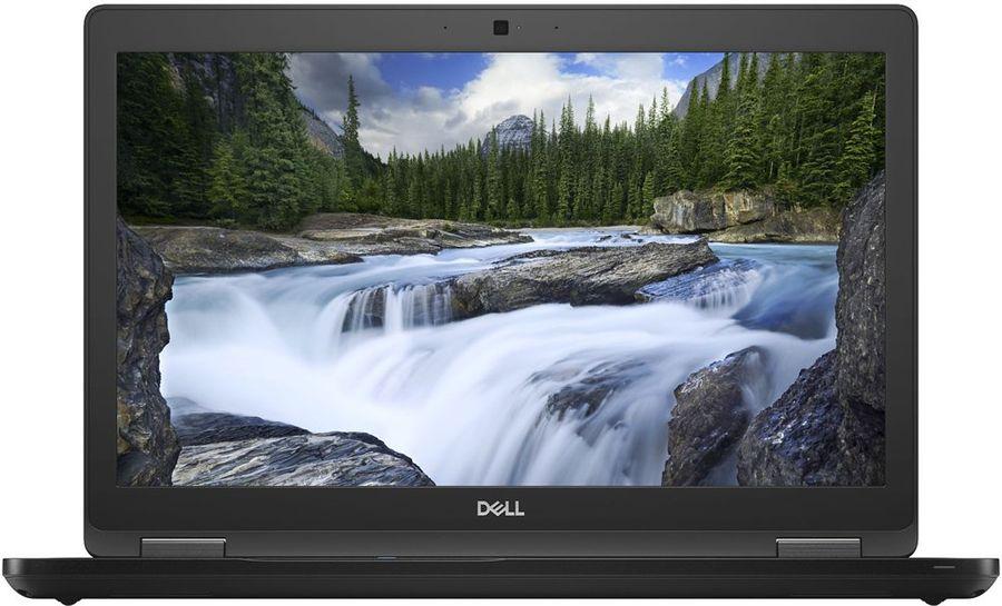"""Ноутбук DELL Latitude 5590, 15.6"""",  IPS, Intel  Core i7  8650U 1.9ГГц, 16Гб, 512Гб SSD,  Intel UHD Graphics  620, Windows 10 Professional, 5590-1580,  черный"""