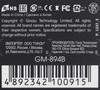 Портативная колонка GINZZU GM-894B,  6Вт, черный вид 11
