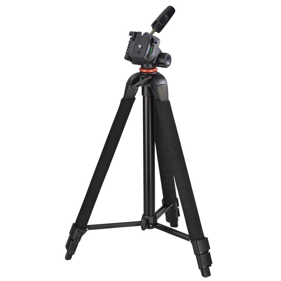 Штатив-трипод HAMA Profil Duo 150 3D, черный [00004481]
