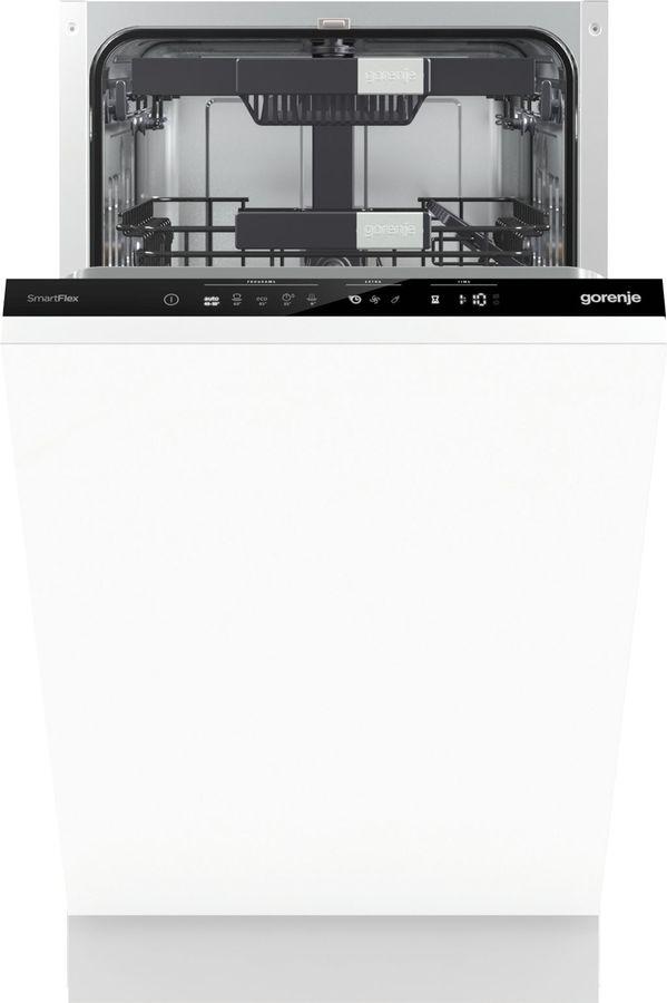 Посудомоечная машина полноразмерная GORENJE GV57211,  белый