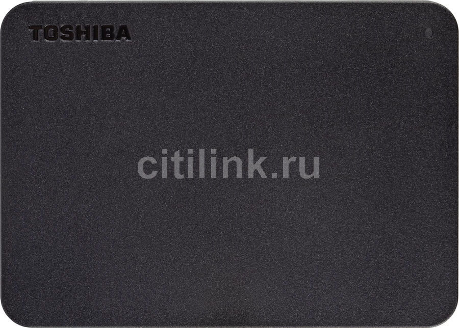 Внешний жесткий диск TOSHIBA Canvio Basics HDTB420EK3AA, 2Тб, черный