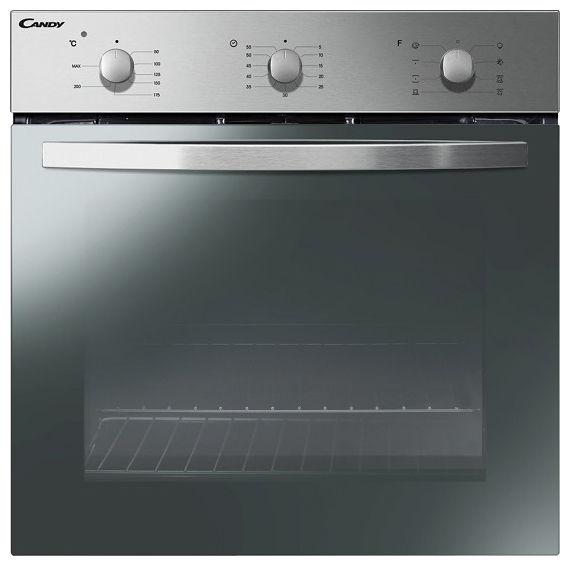 Духовой шкаф CANDY FCS 602 X,  серебристый
