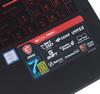 """Ноутбук MSI GL62M 7RDX-2678XRU, 15.6"""",  IPS, Intel  Core i7  7700HQ 2.8ГГц, 8Гб, 1000Гб,  nVidia GeForce  GTX 1050 - 2048 Мб, Free DOS, 9S7-16J962-2678,  черный вид 11"""