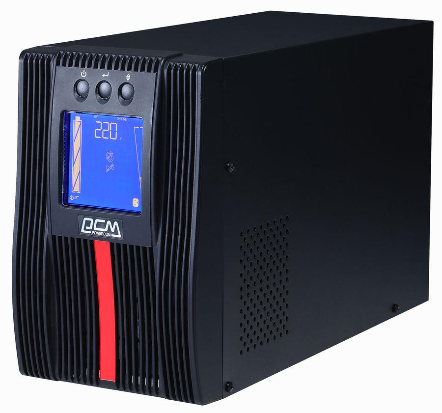 Источник бесперебойного питания POWERCOM Macan MAC-1000,  1000ВA