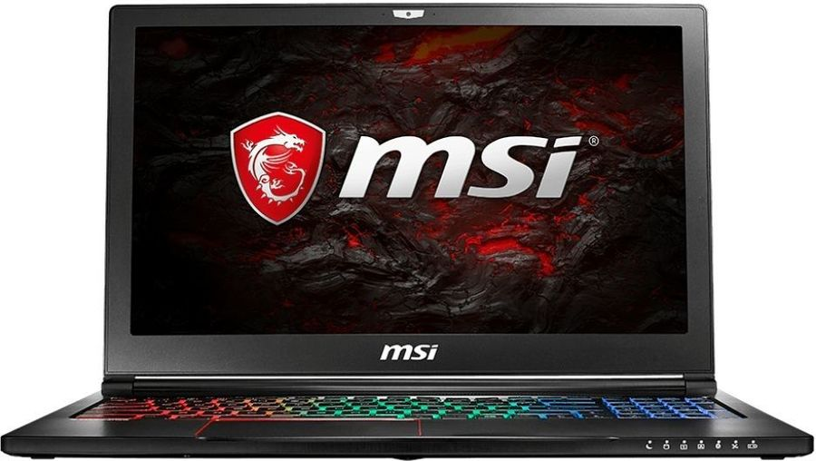 Ноутбук MSI GS63 7RD(Stealth)-066XRU, 15.6, Intel Core i7 7700HQ 2.8ГГц, 16Гб, 256Гб SSD, nVidia GeForce GTX 1050 - 2048 Мб, Free DOS, 9S7-16K412-066, черныйНоутбуки<br>экран: 15.6;  разрешение экрана: 1920х1080; тип матрицы: IPS; процессор: Intel Core i7 7700HQ; частота: 2.8 ГГц (3.8 ГГц, в режиме Turbo); память: 16384 Мб, DDR4; SSD: 256 Гб; nVidia GeForce GTX 1050 - 2048 Мб; WiFi;  Bluetooth; HDMI; WEB-камера; Free DOS<br>