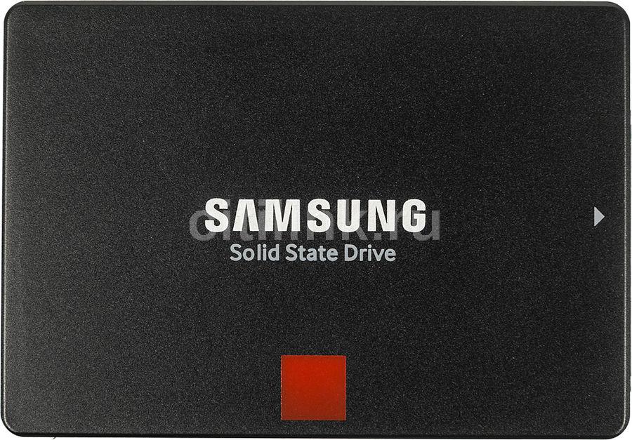 "SSD накопитель SAMSUNG 860 Pro MZ-76P256BW 256Гб, 2.5"", SATA III"