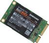 SSD накопитель SAMSUNG 860 EVO MZ-M6E1T0BW 1Тб, mSATA, mSATA вид 1