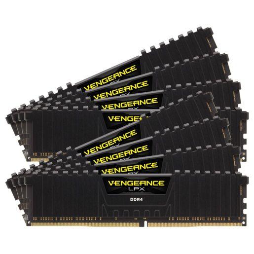 Модуль памяти CORSAIR Vengeance CMK64GX4M8Z2933C16 DDR4 -  8x 8Гб 2933, DIMM,  Ret