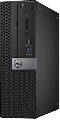 Компьютер  DELL Optiplex 5055,  AMD  Ryzen 5 PRO  1500,  DDR4 16Гб, 1000Гб,  256Гб(SSD),  AMD Radeon R5 430 - 2048 Мб,  DVD-RW,  Windows 10 Professional,  черный [210-amts]