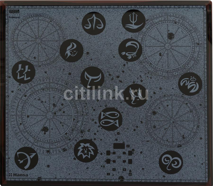 Варочная панель HANSA BHC66504,  Hi-Light,  независимая,  черный