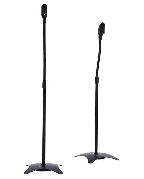 Кронштейн ULTRAMOUNTS UM 604,   для акустических систем,  3.5кг,  черный