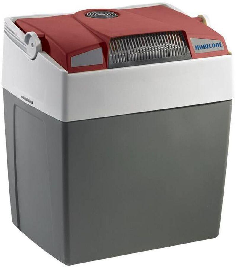 Автохолодильник MOBICOOL 30 DC,  29л,  серый и бордовый [9103501271]