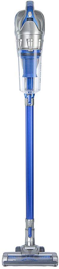 Ручной пылесос (handstick) KITFORT КТ-517-2, 120Вт, синий/серый