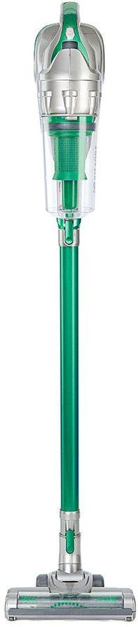 Ручной пылесос (handstick) KITFORT КТ-517-3, 120Вт, зеленый/серый