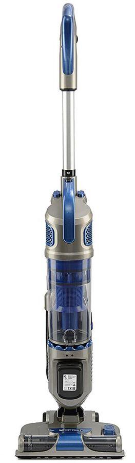 Ручной пылесос (handstick) KITFORT КТ-521-2, 170Вт, синий/серый