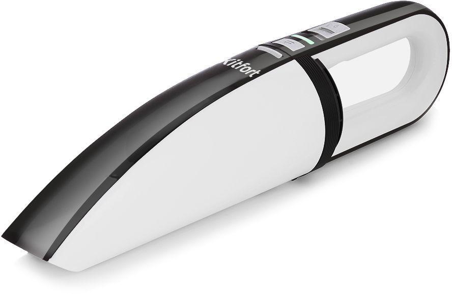 Ручной пылесос (handstick) KITFORT КТ-529, 40Вт, белый/черный