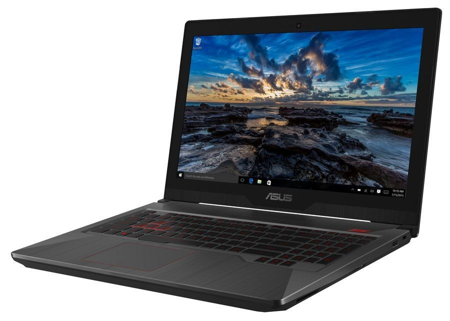 Ноутбук ASUS FX503VD-E4139, 15.6, Intel Core i5 7300HQ 2.5ГГц, 8Гб, 1000Гб, nVidia GeForce GTX 1050 - 2048 Мб, Free DOS, 90NR0GN1-M06610, черныйНоутбуки<br>экран: 15.6;  разрешение экрана: 1920х1080; тип матрицы: IPS; процессор: Intel Core i5 7300HQ; частота: 2.5 ГГц (3.5 ГГц, в режиме Turbo); память: 8192 Мб, DDR4, 2400 МГц; HDD: 1000 Гб, 5400 об/мин; nVidia GeForce GTX 1050 - 2048 Мб; WiFi;  Bluetooth; HDMI; WEB-камера; Free DOS<br>