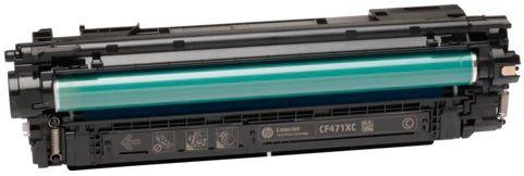 Картридж HP 657X, голубой [cf471x]