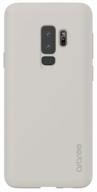Чехол (клип-кейс) SAMSUNG KDLAB Inc Airfit, для Samsung Galaxy S9, серый [gp-g960kdcpaid]